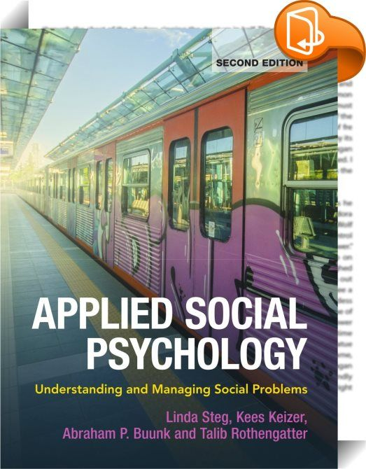 210 best psychology images on pinterest applied social psychology applied social psychology combines the science of social psychology with the practical fandeluxe Choice Image