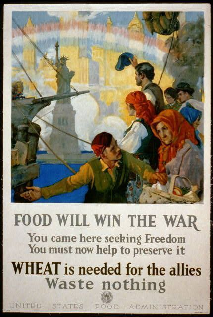 Did you know the movement of Meatless Mondays dates back to WWI? Originally on Tuesdays, it began when Herbert Hoover asked Americans to limit their meat consumption. Learn more w/ @Patti B Stamp Food
