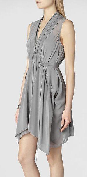 AllSaints Lewis Dress