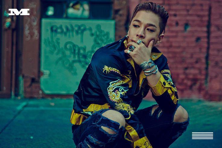 Big Bang // Made Series: M // Taeyang