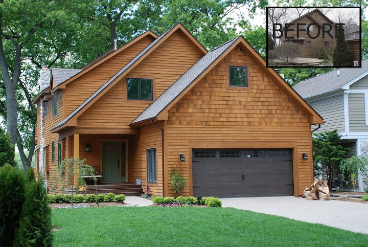 12 best cedar sided home images on pinterest cottage for Cedar siding house plans