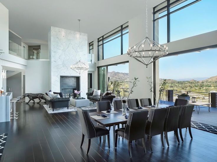 7262 best images about home interior design on pinterest for Custom contemporary homes