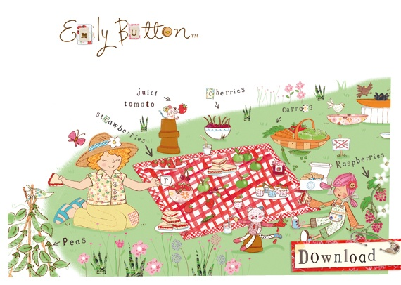 This is a lovely picnic Bobble.    www.emilybutton.co.uk