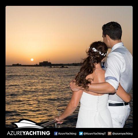 Teklif etmenin en romantik hali Azure Yachting'de ;)    #azureyachting #romantik #teklif #özelgünler #tekneturu #romance #wedding #boattour