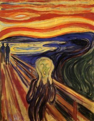 The Scream - Liberty Puzzles