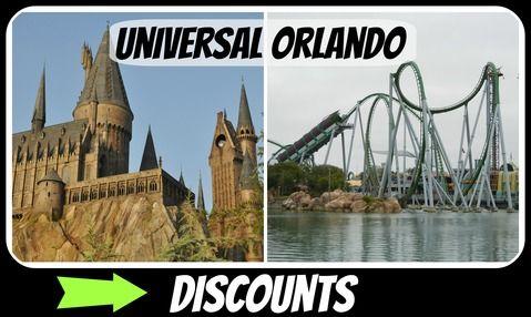 Universal Studios Orlando Discounts and money saving ideas