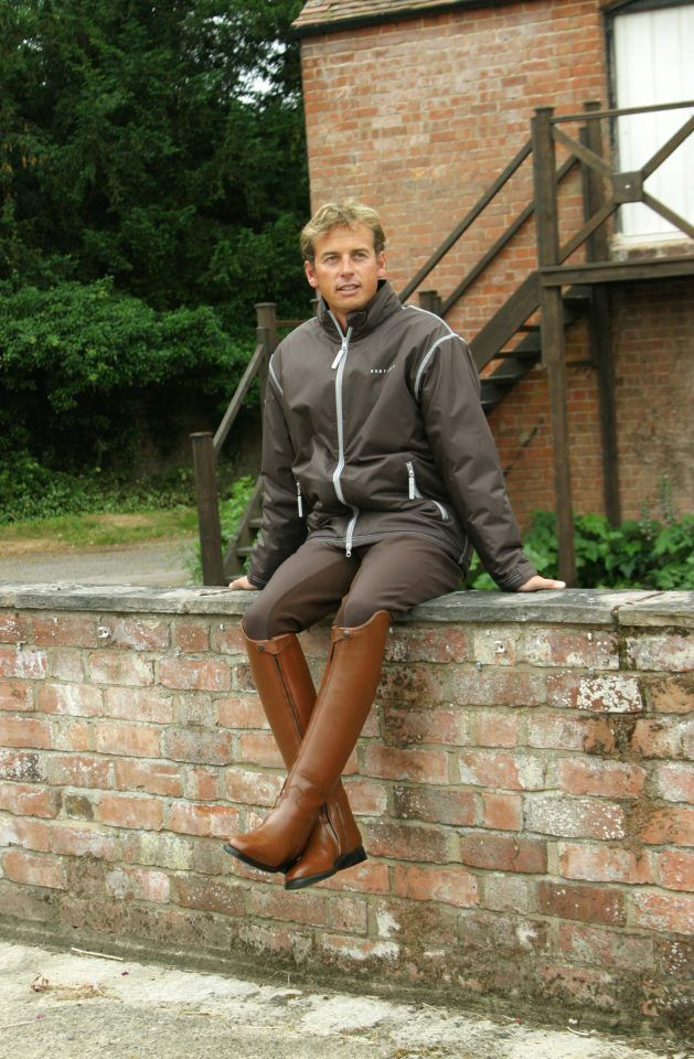 Carl Hester In Konig Boots- Wish I Had These Boots