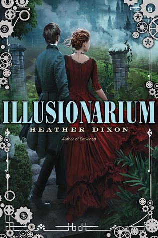 Mini Book Reviews: Illusionarium by Heather Dixon, Jack: The True Story of Jack and the Beanstalk, and The Cuckoo's Calling by Robert Galbraith/J.K. Rowling: