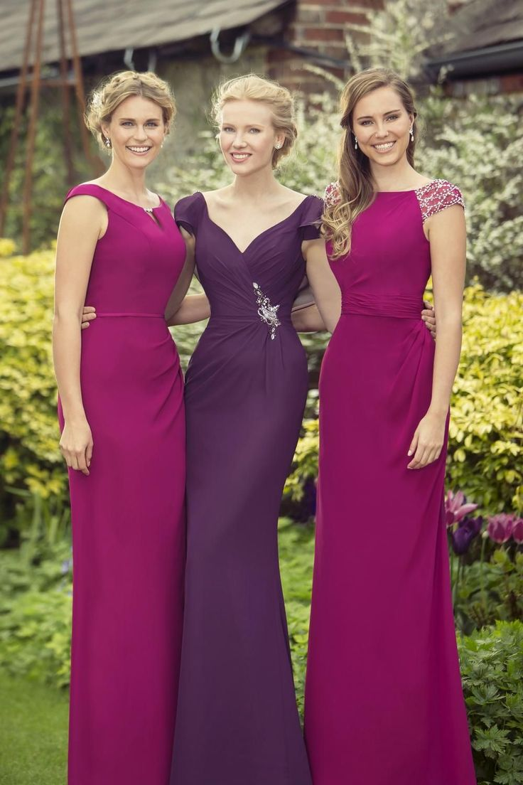 47 best Bridesmaid dresses images on Pinterest | Brides, Bridesmaid ...