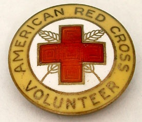 KishHealth System is proud to sponsor the American Red Cross.  This is one of their older volunteer pins.
