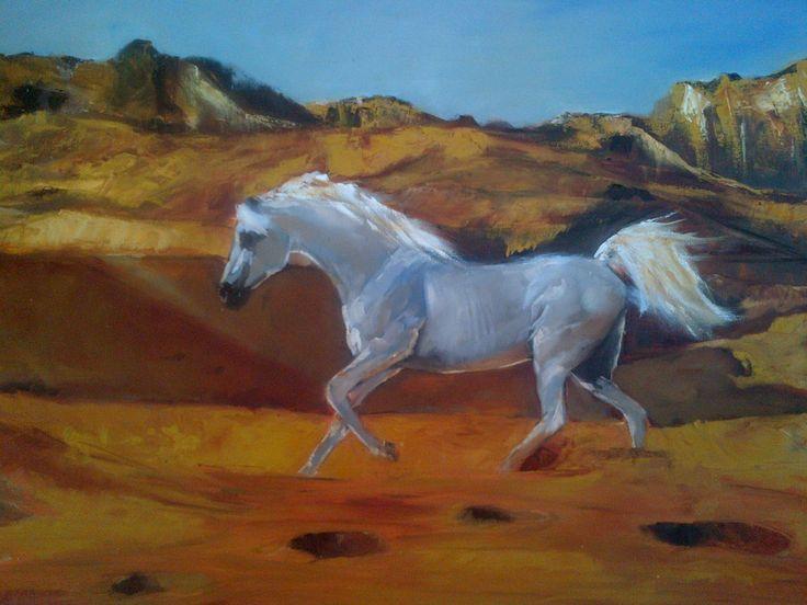 Dessert Horse