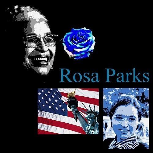 ROSA PARKS (MÈRE DES DROITS CIVILS) la connaissez-vous ?!... Pourquoi cette violence envers les femmes !?
