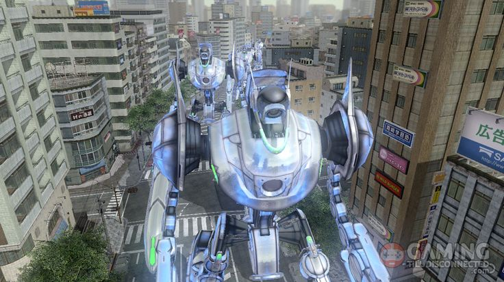Two new DLC packs for Earth Defense Force 2025 - http://gamingtilldisconnected.com/2014/03/two-new-dlc-packs-earth-defense-force-2025/12604