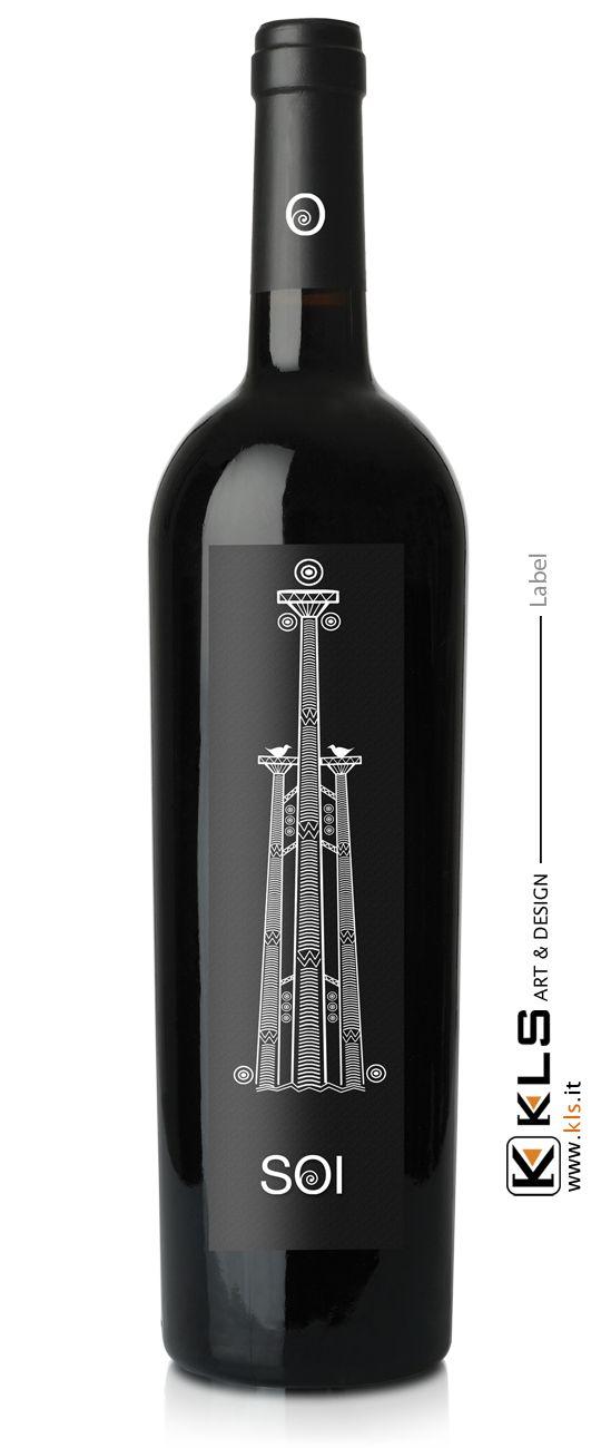 Label Soi - Cannonau di Sardegna