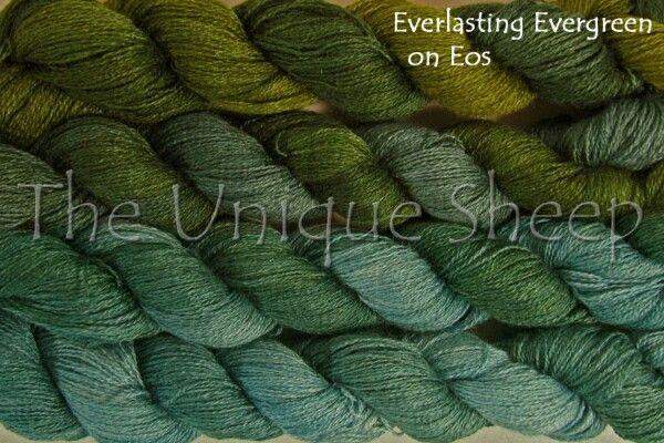 Everlasting Evergreen on Eos