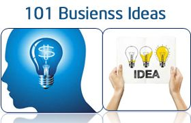 Looking for business ideas? Here are 101 business ideas with low investment. These ideas are suitable for young & dynamic individual,students and women.