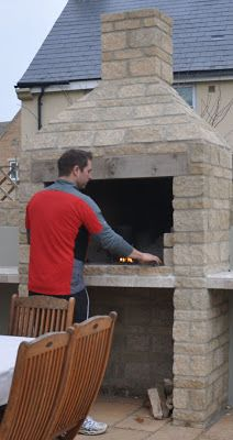 Fire and Food: Ben's Built-in Braai - Chapter 4