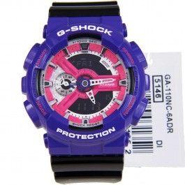 Casio G-Shock Watch GA-110NC-6A