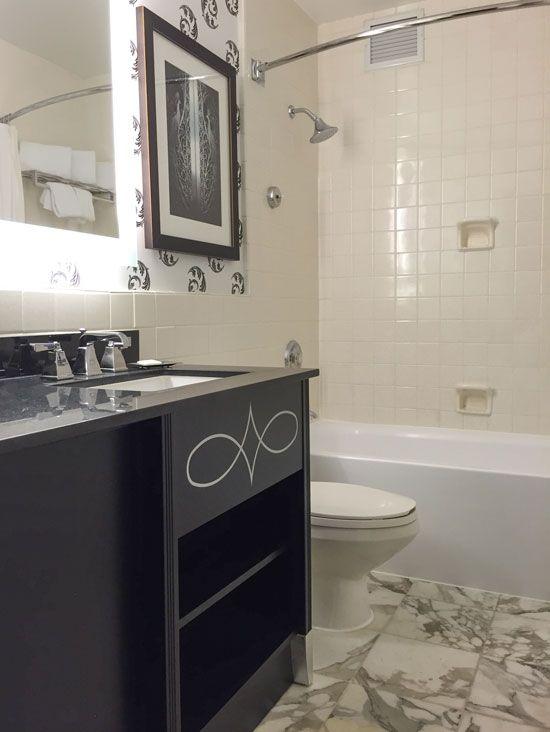 A Classic Cream and White Bathroom (How to get One) | Maria Killam | True Colour Expert | Decorator
