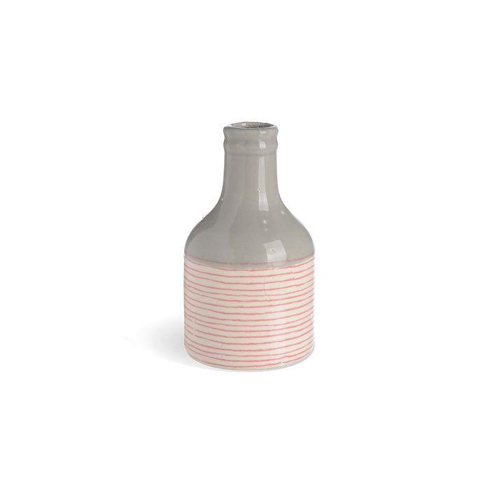 Vase, D: 8cm x H: 14.5cm, altrosa, altrosa