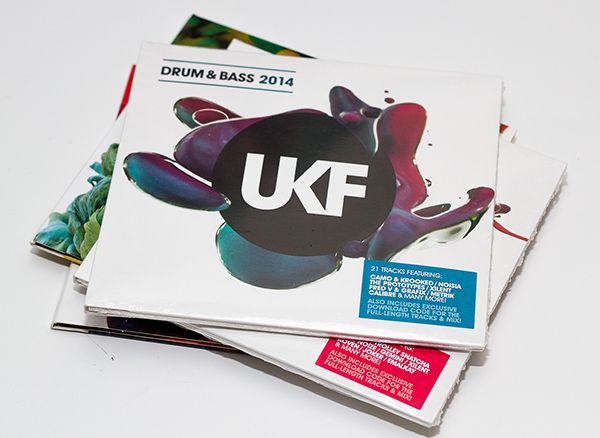 UKF/compilation on Behance