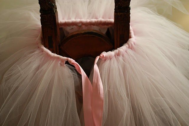 "Tutu Tutorial... hmm for an upcoming ""niece"" perhaps?"