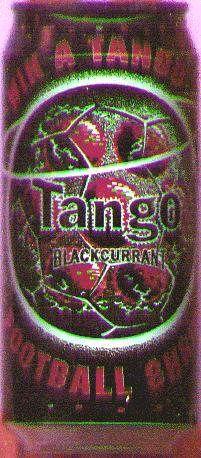 TANGO-Blackcurrant soda-330mL-WIN A TANGO FOOTBALL-Great Britain