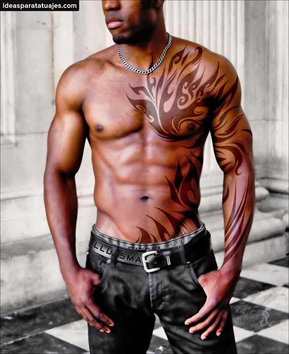 los tatuajes tribales para hombres 33