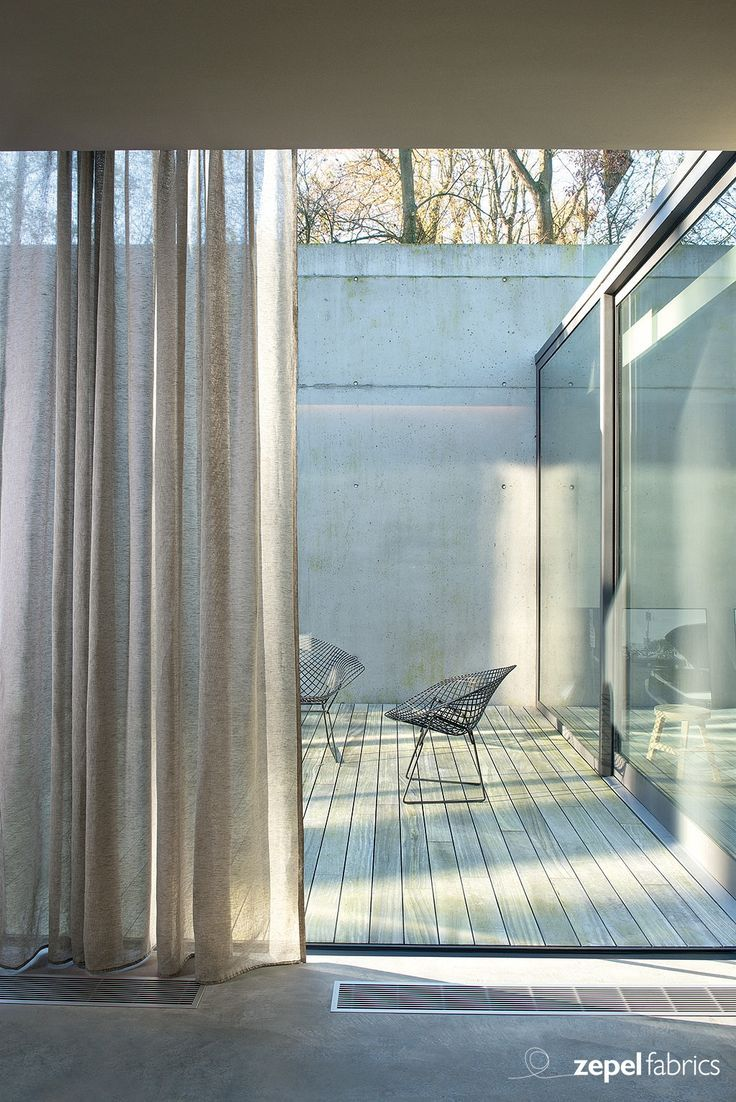 Image result for puddled curtains minimalism
