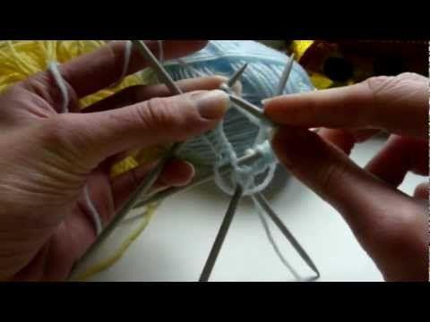 Základy pletení 3 - Knitting basics
