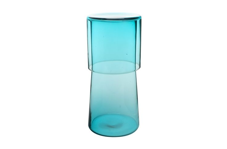 Our glass is sourced around the world. We discovered lovely, delicate glassware in Poland, recycled glass from Mexico, festive Moroccan tumblers in colors reflective of the Mediterranean Sea. Since mo