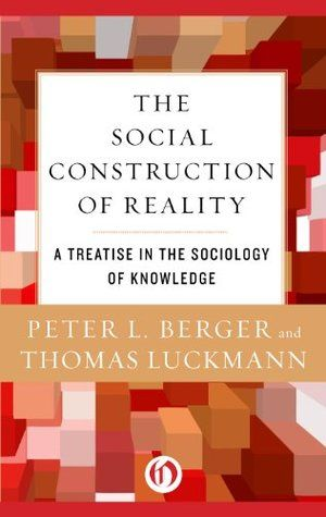 Best 25 sociology books ideas on pinterest history books best great deals on the social construction of reality by peter l berger and thomas luckmann limited time free and discounted ebook deals for the social fandeluxe Image collections