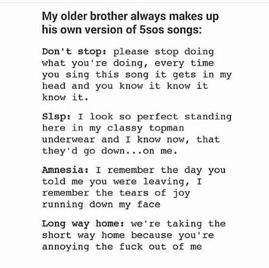 I lost it at Amnesia <<same lol (excuse the cuss)<<this is golden