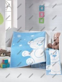 Dětská deka Teddy - Matějovský