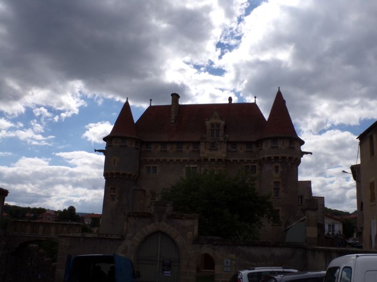 Château de Saint Amand de Tallende (63)