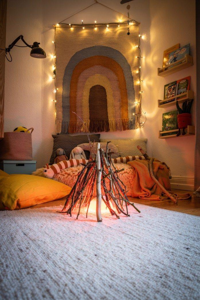 Ein Lagerfeuer Im Kinderzimmer Die Philips Hue Go