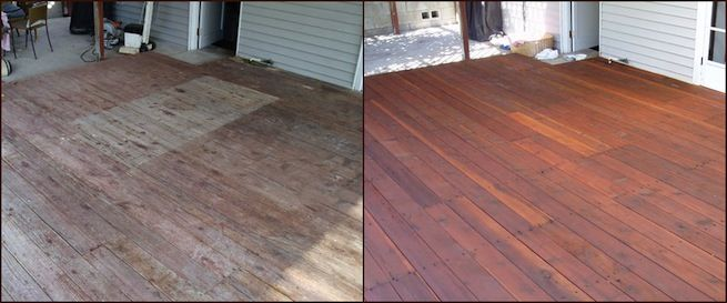 What�s The Best Deck Stain to Use?