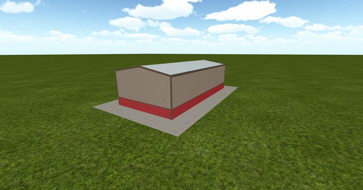 Cool 3D #marketing http://ift.tt/2Fgh3uh #barn #workshop #greenhouse #garage #roofing #DIY
