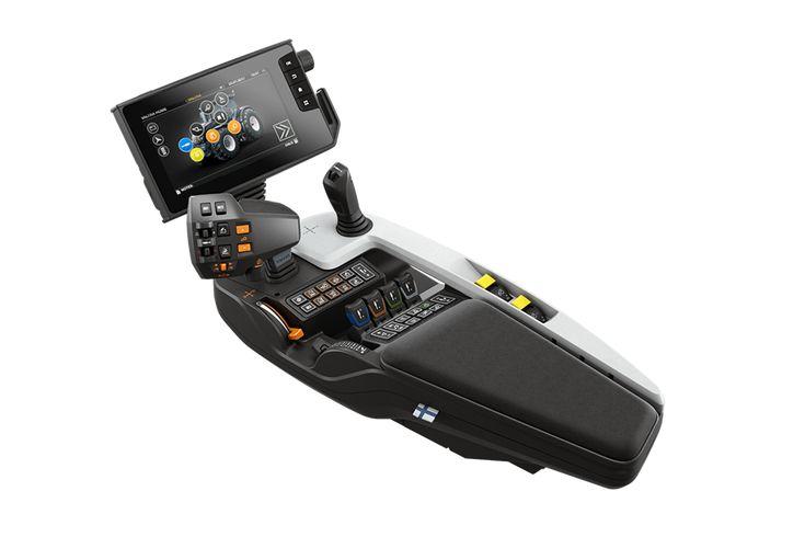 Video über den SmartTouch ARMREST in der neuen Valtra S-Serie