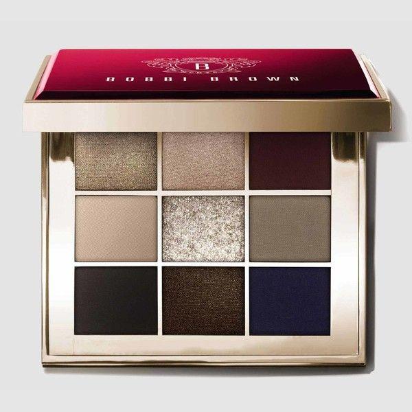 Bobbi Brown Caviar & Rubies Eye Shadow Palette, £55 available in November