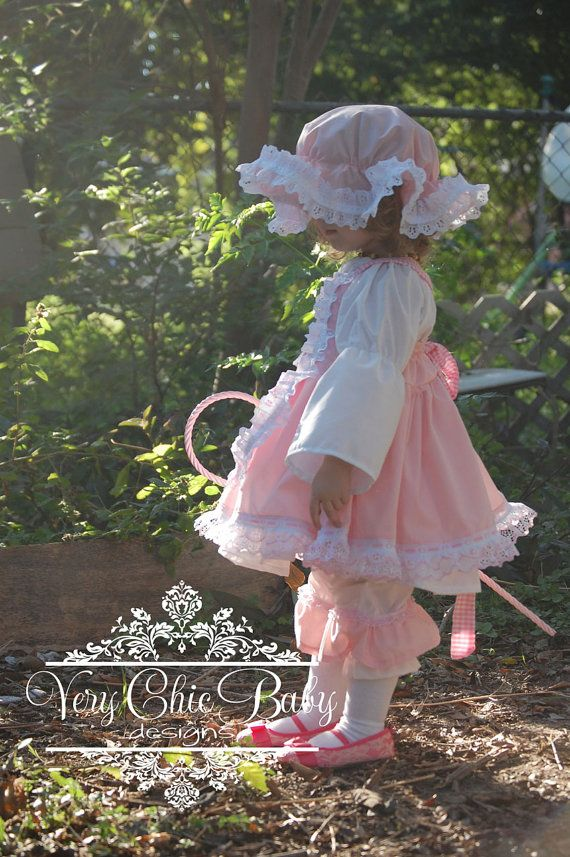 Over the Top Custom Boutique Little Bo Peep by VeryChicBaby
