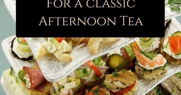 Classic Sandwich Fillings for Vintage High Tea Events and Elegant Tea Parties. Easy sandwich fillings used by professional caterers. | Pinterest | High tea san…