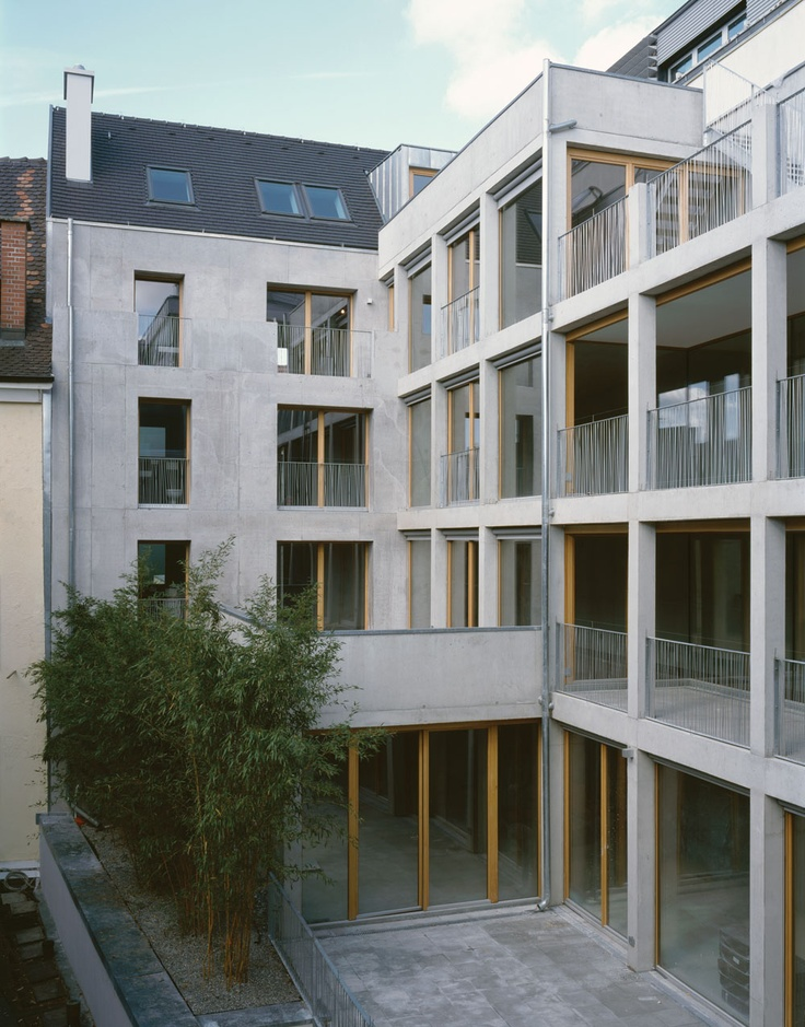 Haus H27D apartments by Kraus Schönberg Architects. Photo: Ioana Marinescu
