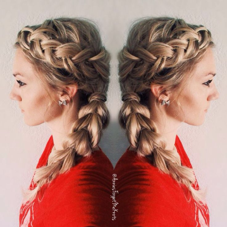 Wondrous 17 Best Images About Diy Hairstyles Braiding Tutorials On Short Hairstyles Gunalazisus