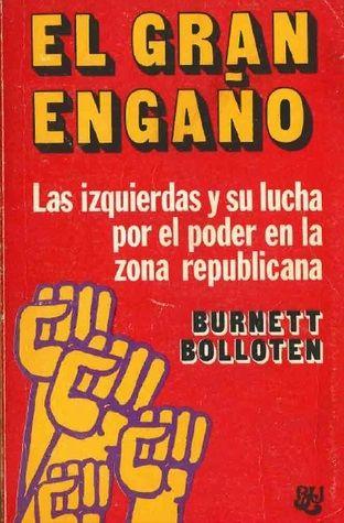 Preludio de su mejor obra sobre la Revolución Española