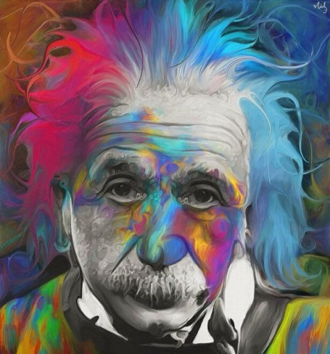 """Logic will get you from A to Z; Imagination will get you everywhere."" Albert Einstein"