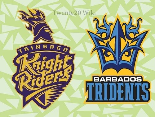 Trinbago Knight Riders to play Barbados Tridents in 3rd match of Hero CPL 2016 on 1 July. Get TKR vs BT match preview, predictions and teams.