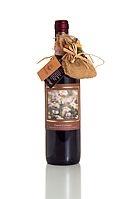 bottiglia personalizzata con confetti
