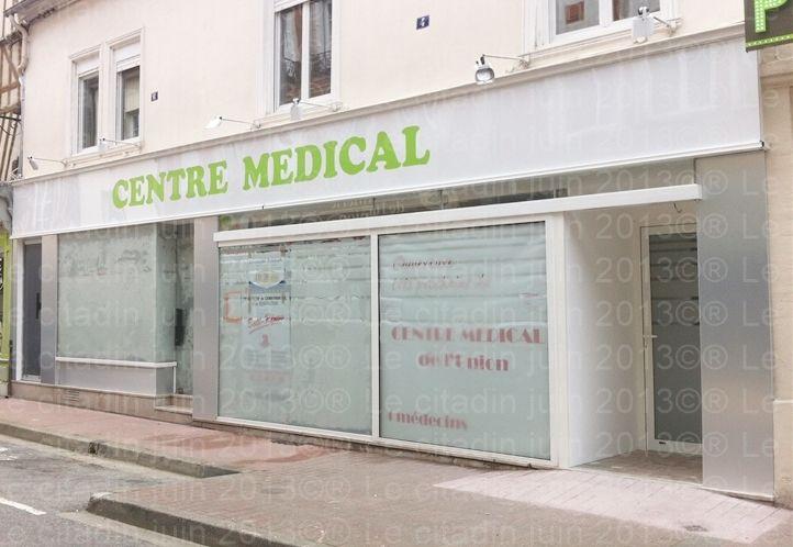 Ouverture prochaine du centre médicale de la rue de l'Union à Bernay...