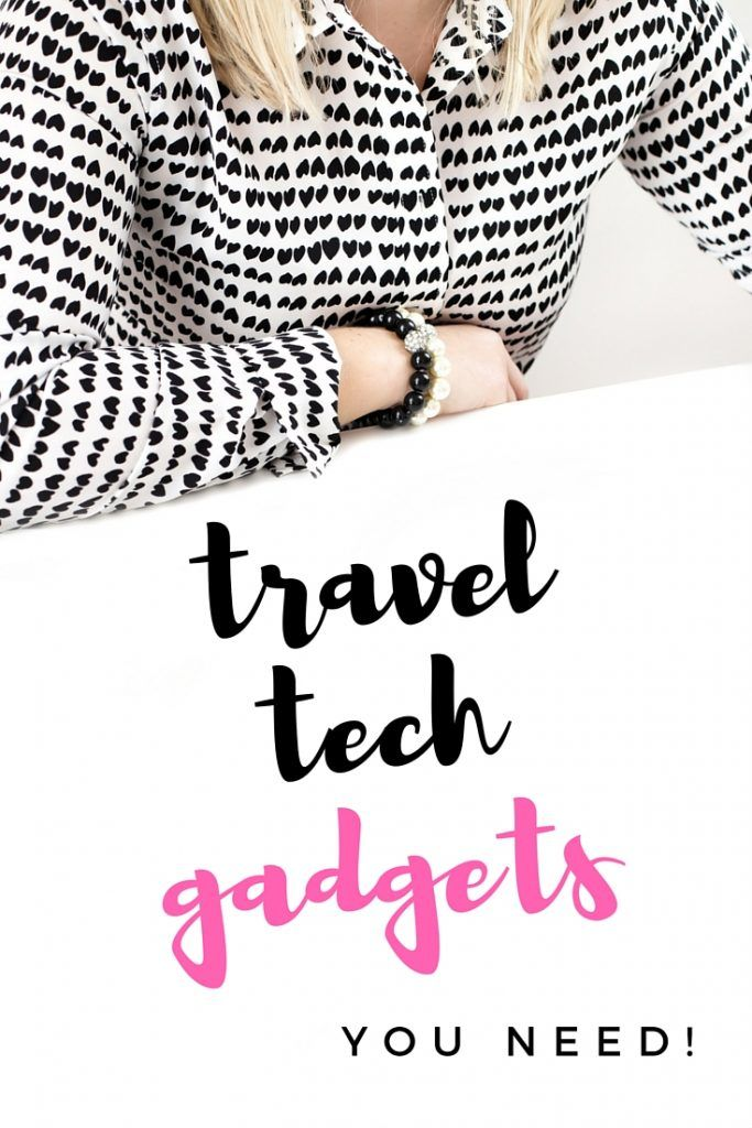 Keep your tech savvy lifestyle running with these top electronic travel gadgets every traveler needs.